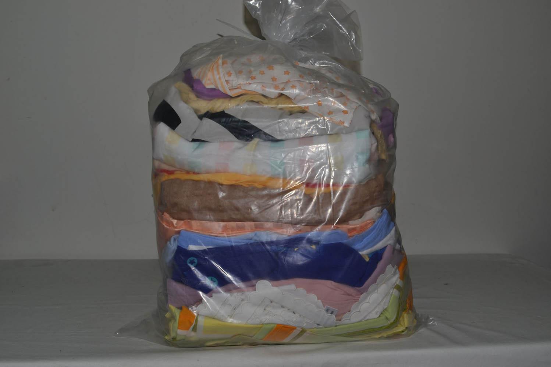 BYT0300 Смесь бытового текстиля; код мешка 12168404