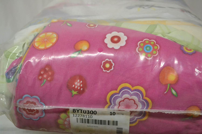 BYT0300 Смесь бытового текстиля; код мешка 12278110
