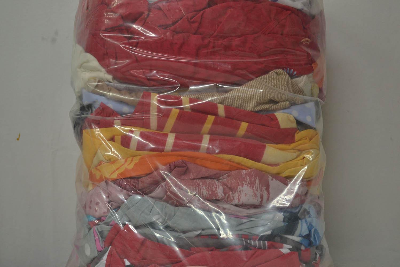 BYT0300 Смесь бытового текстиля; код мешка 12282706