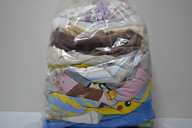 BYT0300 Смесь бытового текстиля; код мешка 12194371