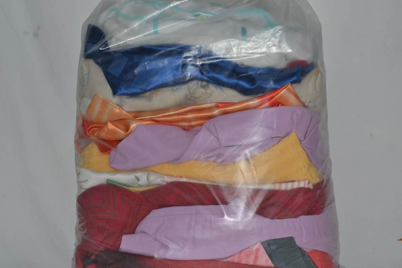 BYT0300 Смесь бытового текстиля; код мешка 12269231