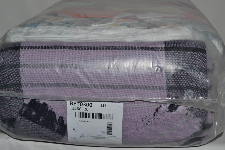 BYT0300 Смесь бытового текстиля; код мешка 12266326