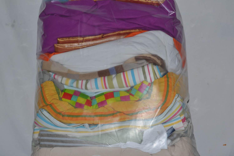 BYT0300 Смесь бытового текстиля; код мешка 12264429