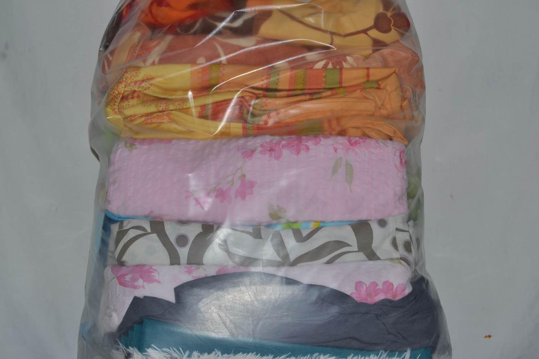 BYT0300 Смесь бытового текстиля; код мешка 12266303