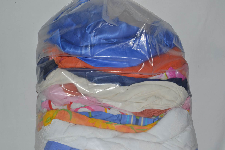 BYT0300 Смесь бытового текстиля; код мешка 12198438