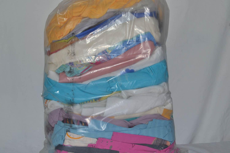 BYT0300 Смесь бытового текстиля; код мешка 12174496