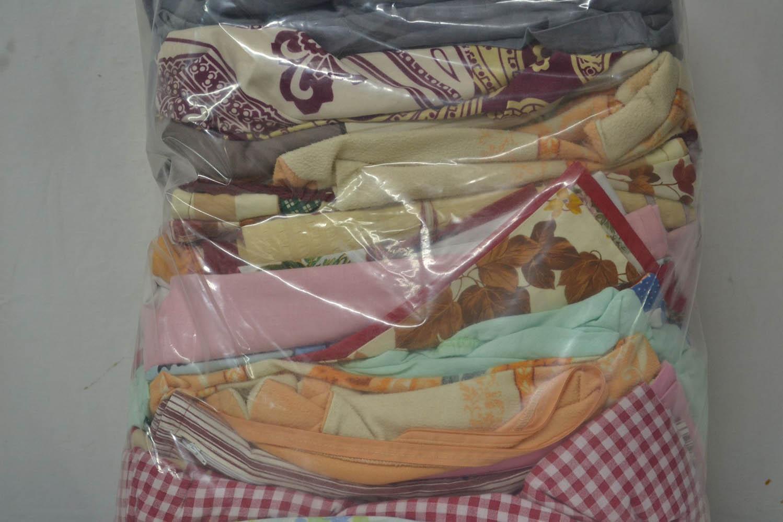 BYT0300 Смесь бытового текстиля; код мешка 12289729