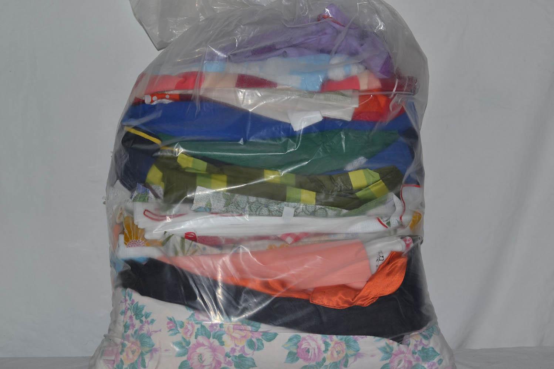 BYT0300 Смесь бытового текстиля; код мешка 12166400
