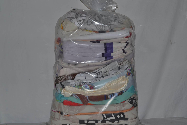 BYT0300 Смесь бытового текстиля; код мешка 12234508