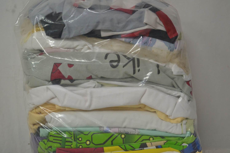 BYT0300 Смесь бытового текстиля; код мешка 12283721