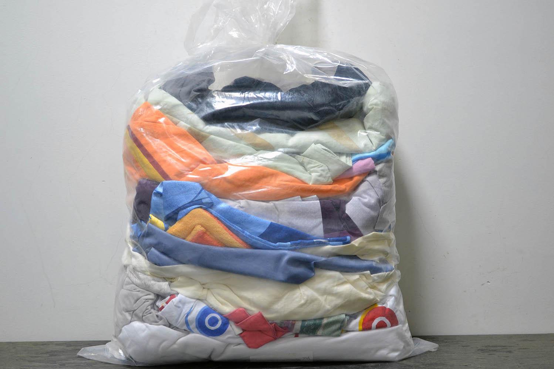 BYT0300 Смесь бытового текстиля; код мешка 12165051