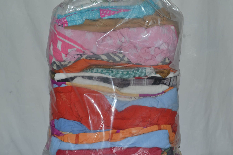 BYT0300 Смесь бытового текстиля; код мешка 12232981