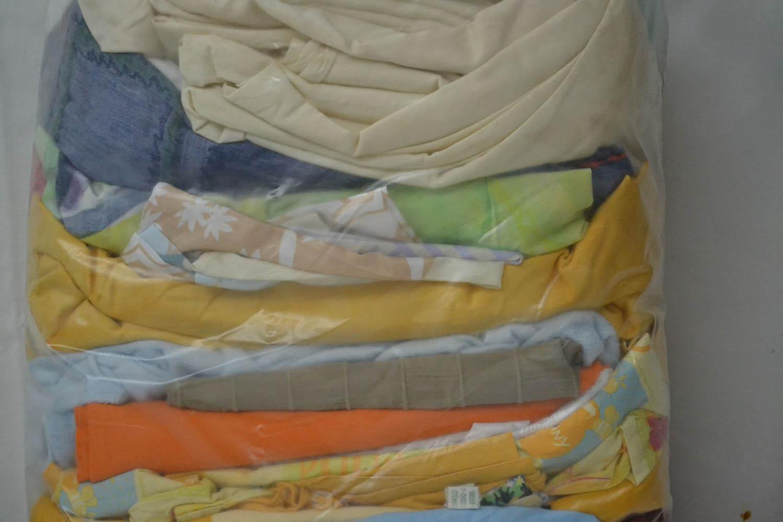 BYT0300 Смесь бытового текстиля; код мешка 56