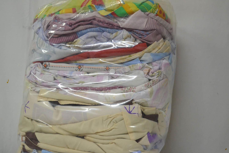 BYT0300 Смесь бытового текстиля; код мешка 12282707