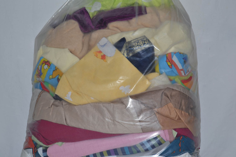 BYT0300 Смесь бытового текстиля; код мешка 12158650