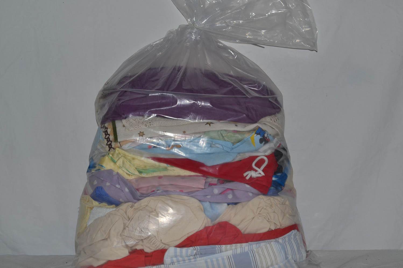 BYT0300 Смесь бытового текстиля; код мешка 12167413
