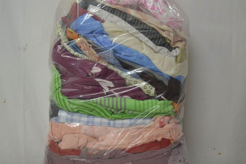 BYT0300 Смесь бытового текстиля; код мешка 12282703