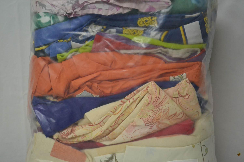 BYT0300 Смесь бытового текстиля; код мешка 12266306