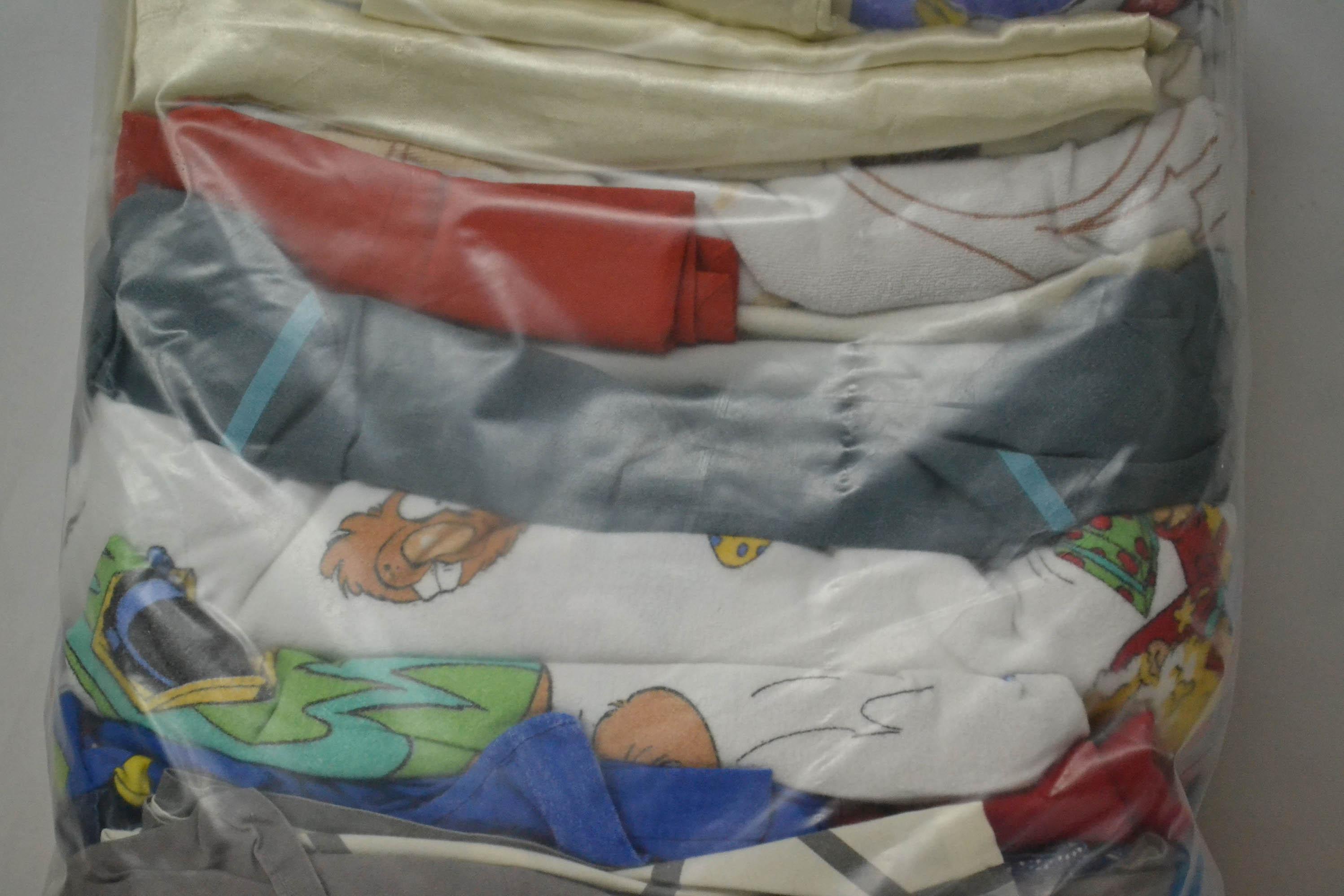 BYT0900 Смесь бытового текстиля; код мешка 12273773