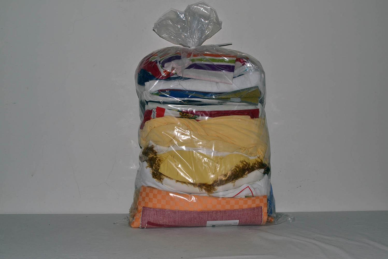BYT0900 Смесь бытового текстиля; код мешка 12203328