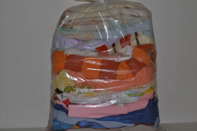 BYT0900 Смесь бытового текстиля; код мешка 12214923