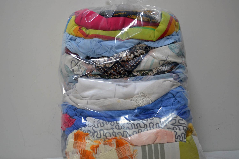 BYT0900 Смесь бытового текстиля; код мешка 12213500