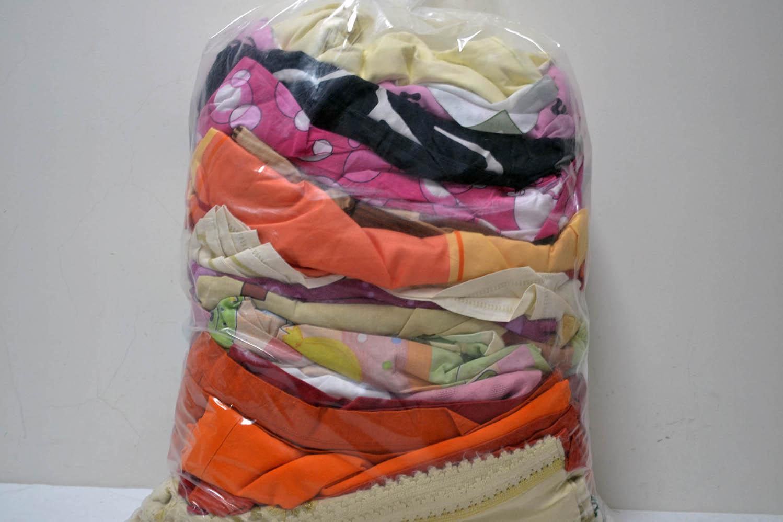 BYT0900 Смесь бытового текстиля; код мешка 12211781