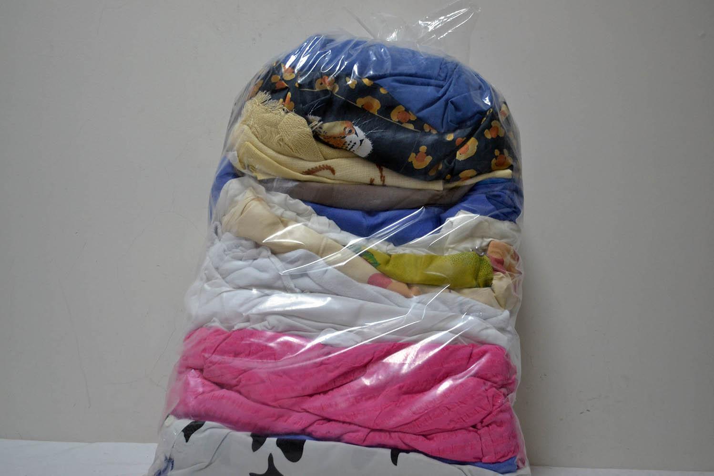 BYT0900 Смесь бытового текстиля; код мешка 12211785