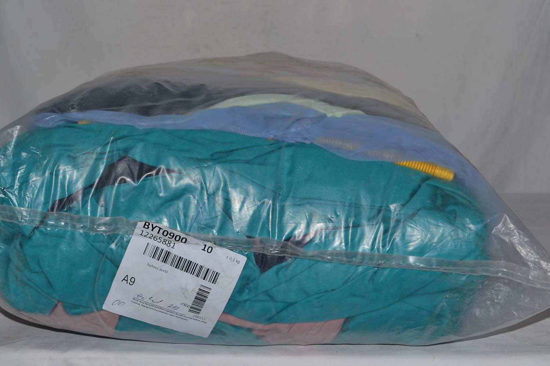 BYT0900 Смесь бытового текстиля; код мешка 12265881