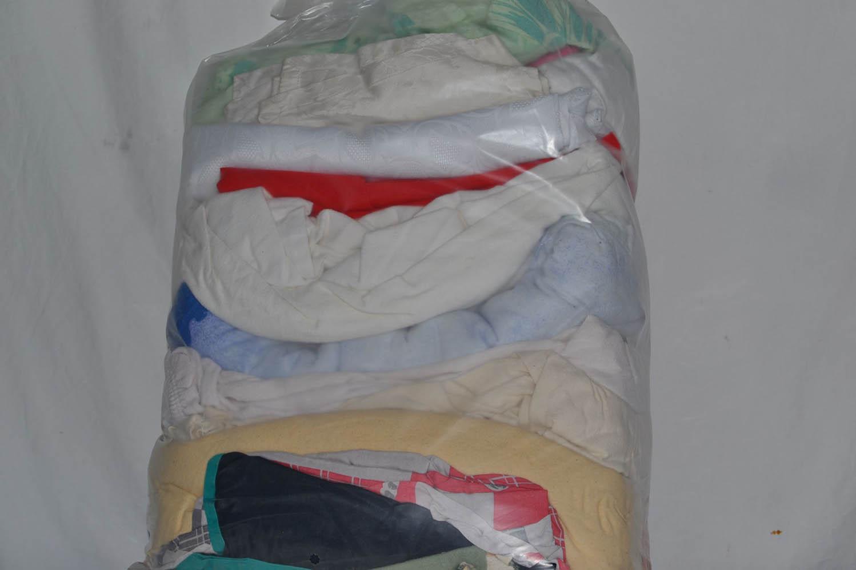 BYT0900 Смесь бытового текстиля; код мешка 12265879