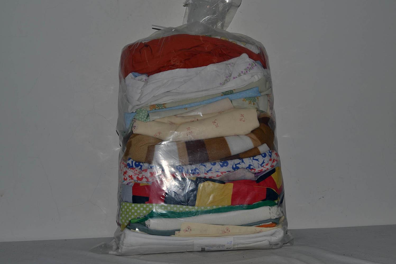 BYT0900 Смесь бытового текстиля; код мешка 12203339