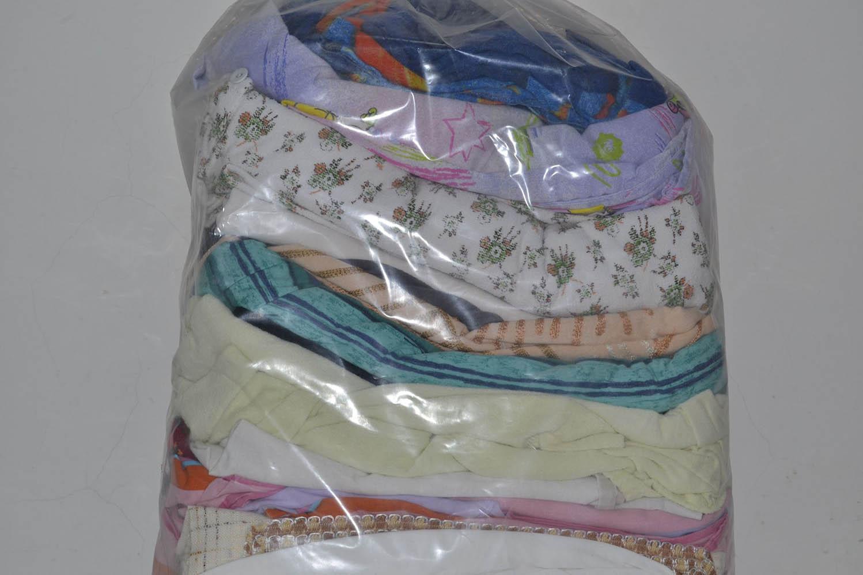 BYT0900 Смесь бытового текстиля; код мешка 12214207