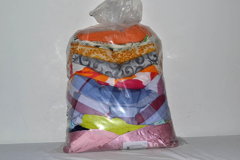 BYT0900 Смесь бытового текстиля; код мешка 12201194