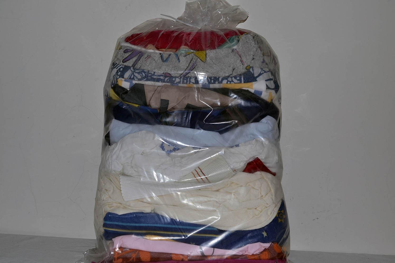 BYT0900 Смесь бытового текстиля; код мешка 12214213
