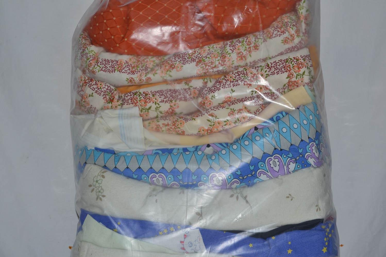 BYT0900 Смесь бытового текстиля; код мешка 12269501