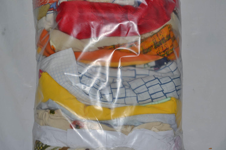 BYT0900 Смесь бытового текстиля; код мешка 12268296