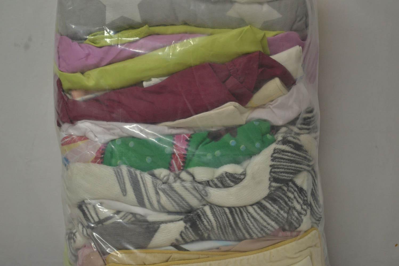 BYT0900 Смесь бытового текстиля; код мешка 12284506