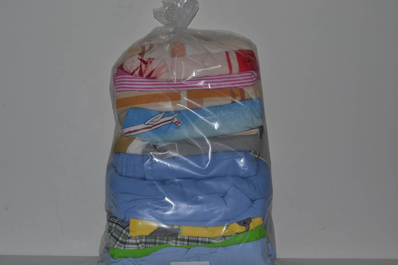 BYT0900 Смесь бытового текстиля; код мешка 12198431