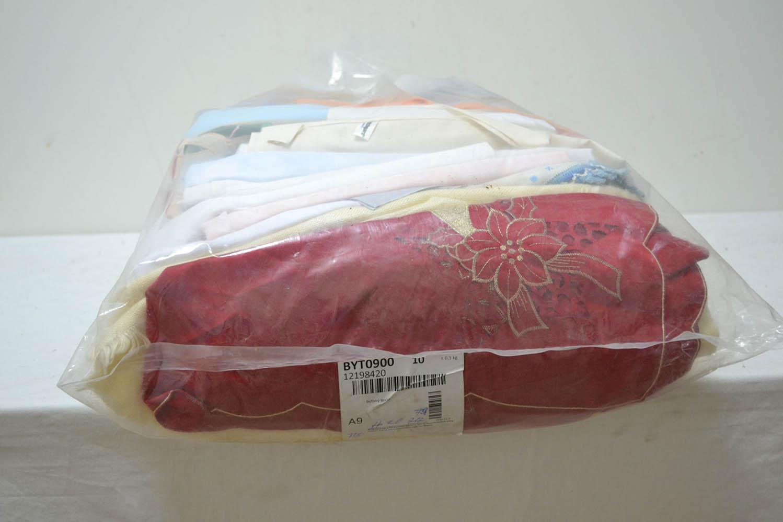 BYT0900 Смесь бытового текстиля; код мешка 12198420