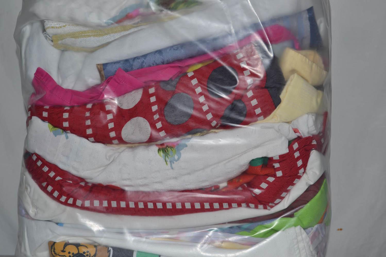 BYT0900 Смесь бытового текстиля; код мешка 12266973