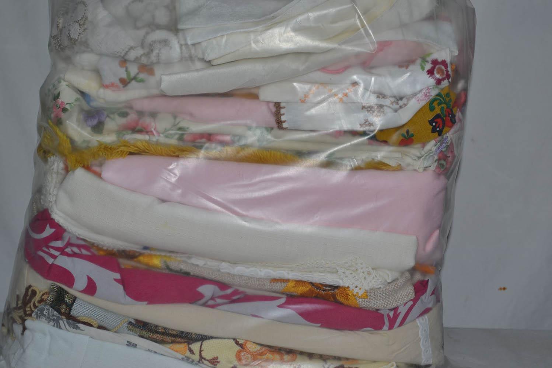 BYT0900 Смесь бытового текстиля; код мешка 12268289