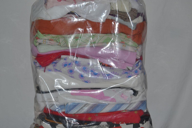 BYT0900 Смесь бытового текстиля; код мешка 12232276