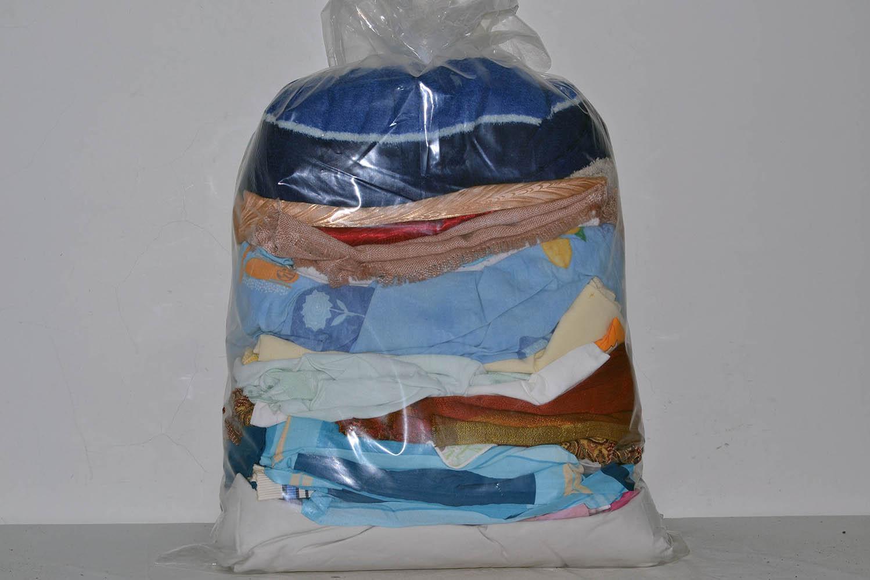BYT0900 Смесь бытового текстиля; код мешка 121201181