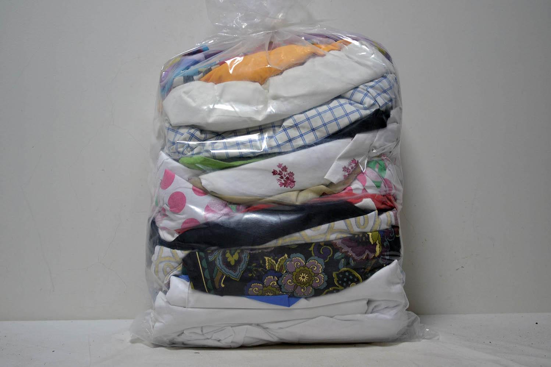 BYT0900 Смесь бытового текстиля; код мешка 12195037