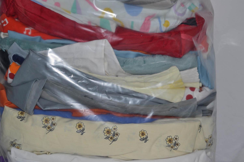 BYT0900 Смесь бытового текстиля; код мешка 12247083