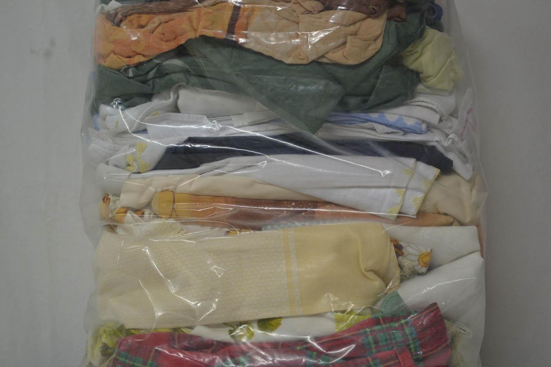 BYT0900 Смесь бытового текстиля; код мешка 12294314