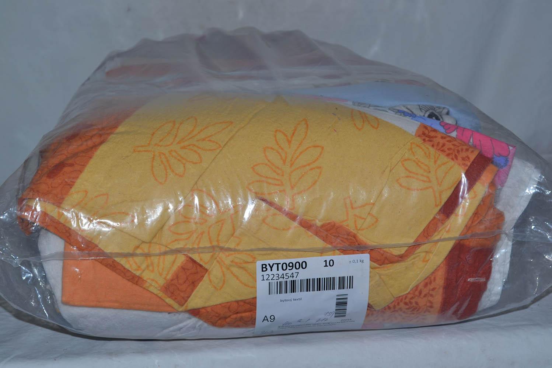 BYT0900 Смесь бытового текстиля; код мешка 12234547