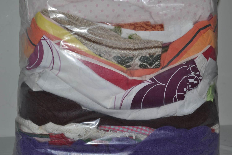 BYT0900 Смесь бытового текстиля; код мешка 12211758