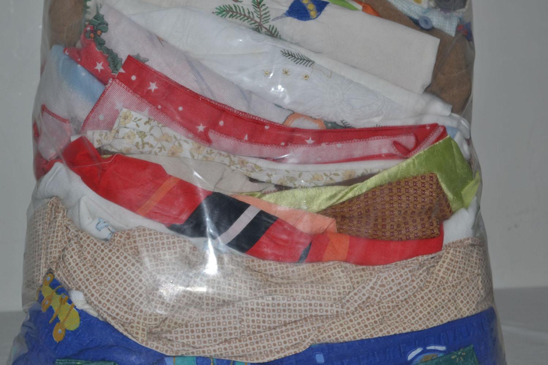 BYT0900 Смесь бытового текстиля; код мешка 12214918