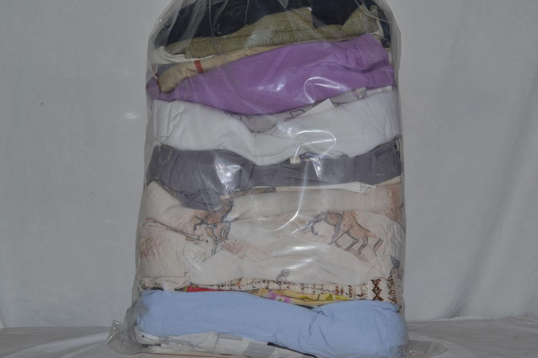 BYT0900 Смесь бытового текстиля; код мешка 12232966